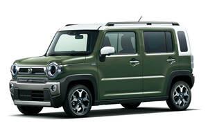 マツダの軽SUV「フレアクロスオーバー」に充実装備の特別仕様車が登場