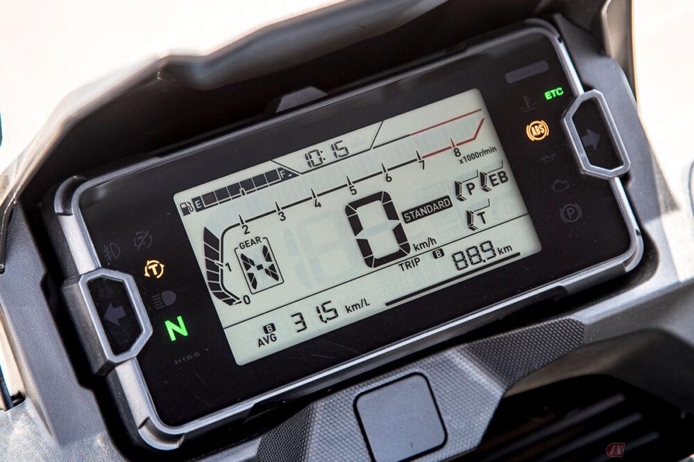 the「燃費」つい回したくなる楽しいエンジン ホンダ「NC750X DCT」最新型の燃費はどうだ!?