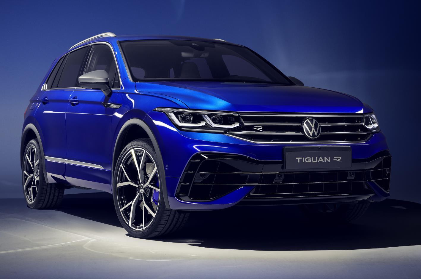VWの新スポーツカーは、なんとSUV!フォルクスワーゲン ティグアンRが超クール