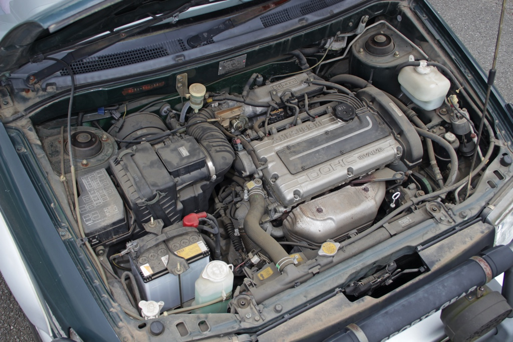 「新車購入から28年」NAの4G63を積んだRVRスポーツギア2.0 DOHC 16Vにゾッコン!【ManiaxCars】