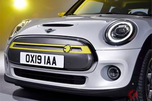 MINIが!? 2030年初頭をメドに電気自動車ブランドへ BMW年次総会で発表
