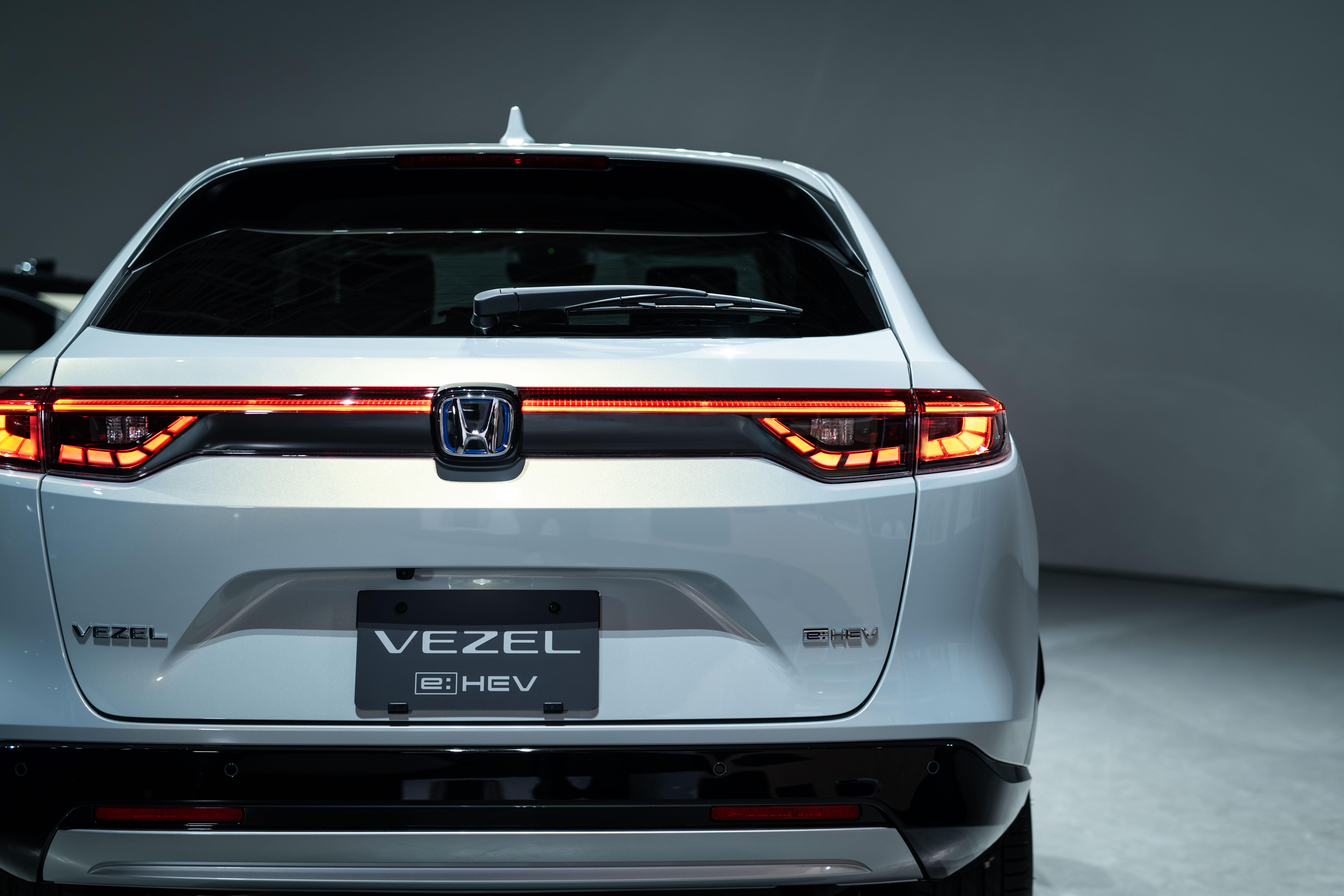 ホンダの新型SUV、 e_prototype(イープロトタイプ)登場! 次期型ヴェゼルのEV版か?