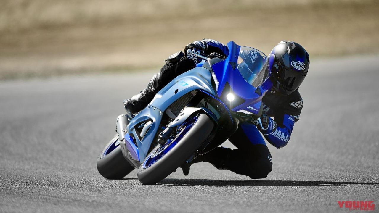73馬力/188kgを引っ提げヤマハ「YZF-R7」参上!! 思いっ切り走れるスーパースポーツ