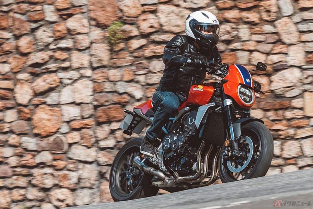 ホンダ「CB1000R 5Four」公開 5Four Motorcycle×ホンダUKの限定モデル登場