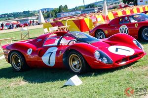 なぜフェラーリは「赤」でポルシェは「シルバー」なのか? ナショナルカラーの由来とは?