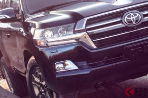 国産高級SUV、トヨタ「ランクル」が欲しい! 狙うは新車・中古車どっち?