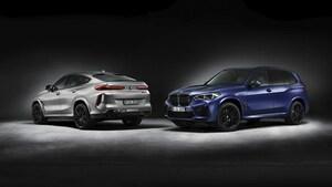 BMWジャパン、X5 MとX6 Mにマットカラーを採用した限定車を設定