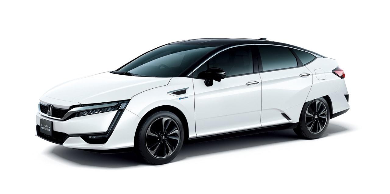 ホンダの燃料電池車「クラリティ・フューエル・セル」の個人向けリースがスタート