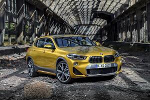 BMW X2に力強さと燃費性能を兼ね備えた新グレード「xDrive20d」を追加
