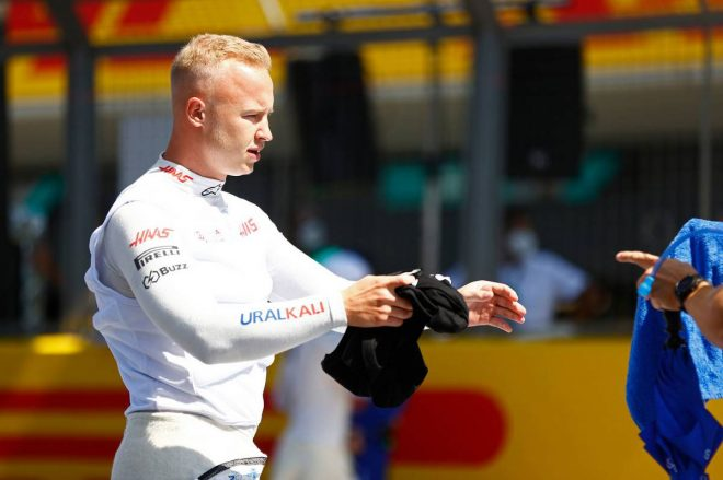マゼピン「週末全体はポジティブ。最終的にクルマのバランスにも十分満足した」:ハース F1第10戦決勝