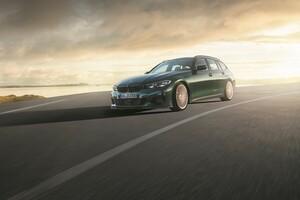 BMW アルピナB3ツーリング発表! 462馬力を発揮する高性能コンパクトスポーツワゴン