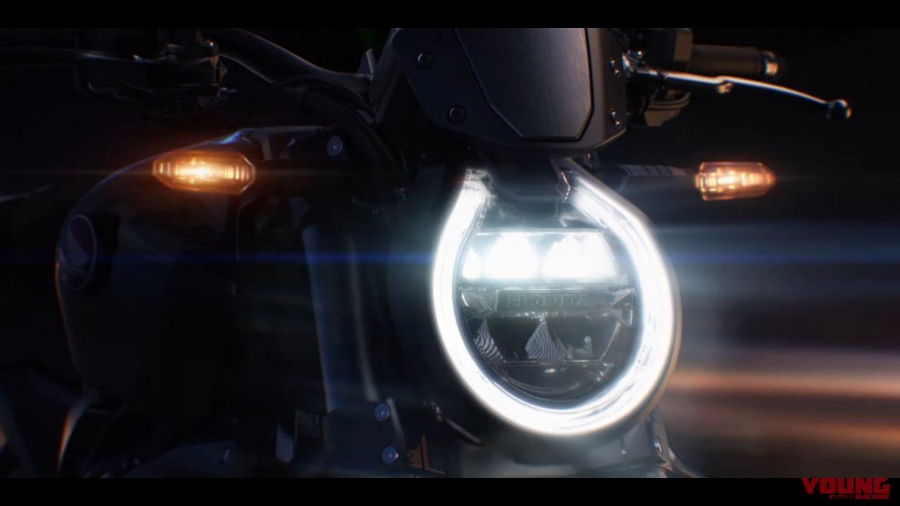 ホンダ新型CB1000Rのティーザー開始! 正式発表は11月10日、全面的に手が入る?