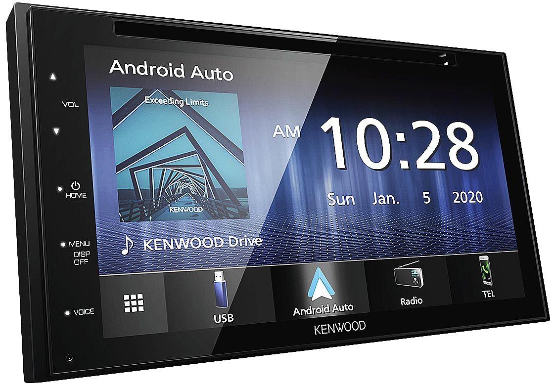 JVCケンウッド、スマホとの連携機能充実したディスプレーオーディオ「DDX5020S」 10月上旬発売