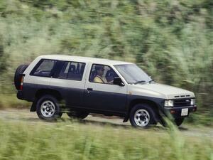 【クロカン列伝18 日産テラノ D21編】アーバンスタイルの都会派SUVの先駆けとして鮮烈デビュー