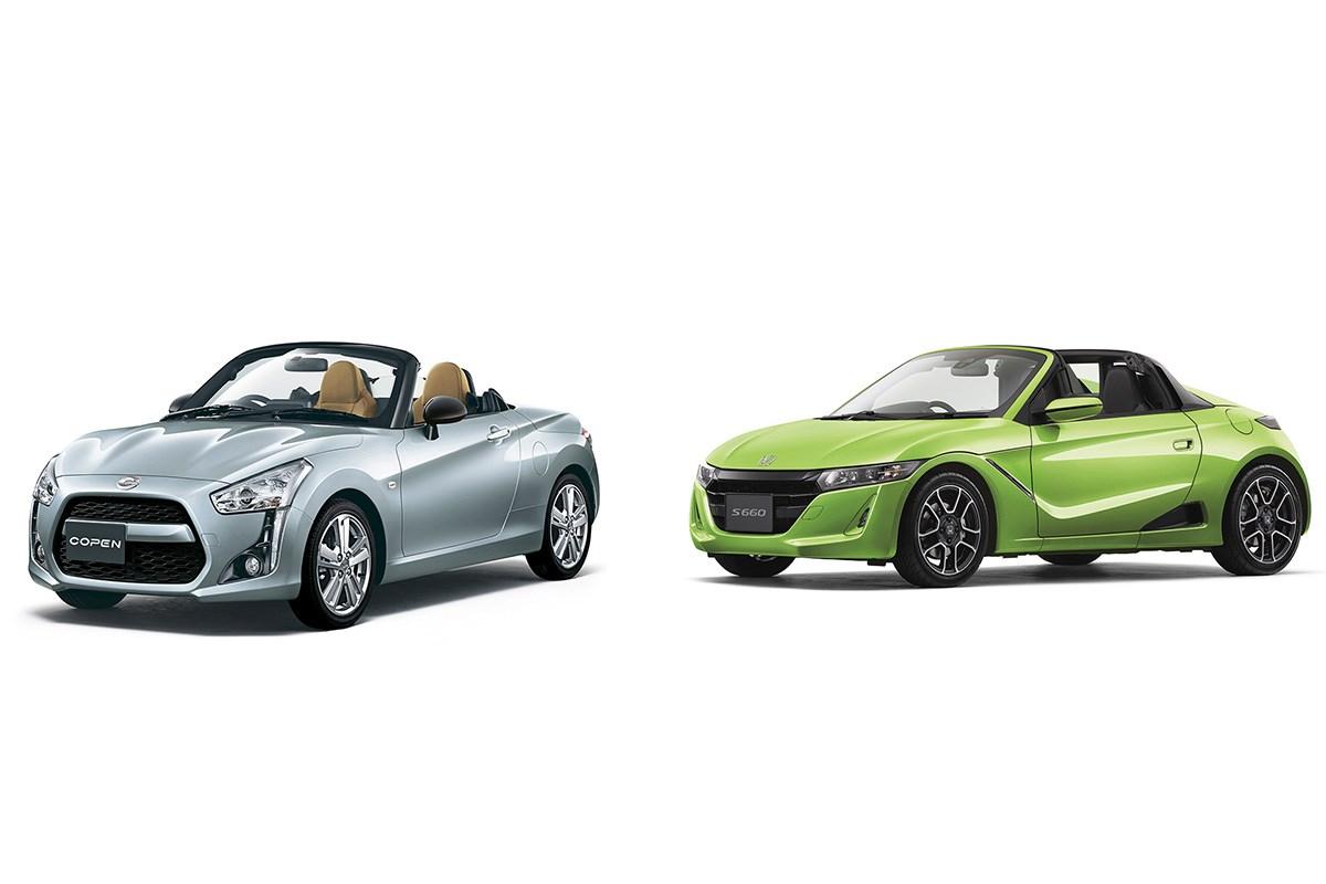 ホンダ S660とダイハツ コペン、生産継続への明暗を分けた2台の軽スポーツからメーカーの意外なスタンスの違いが見えた