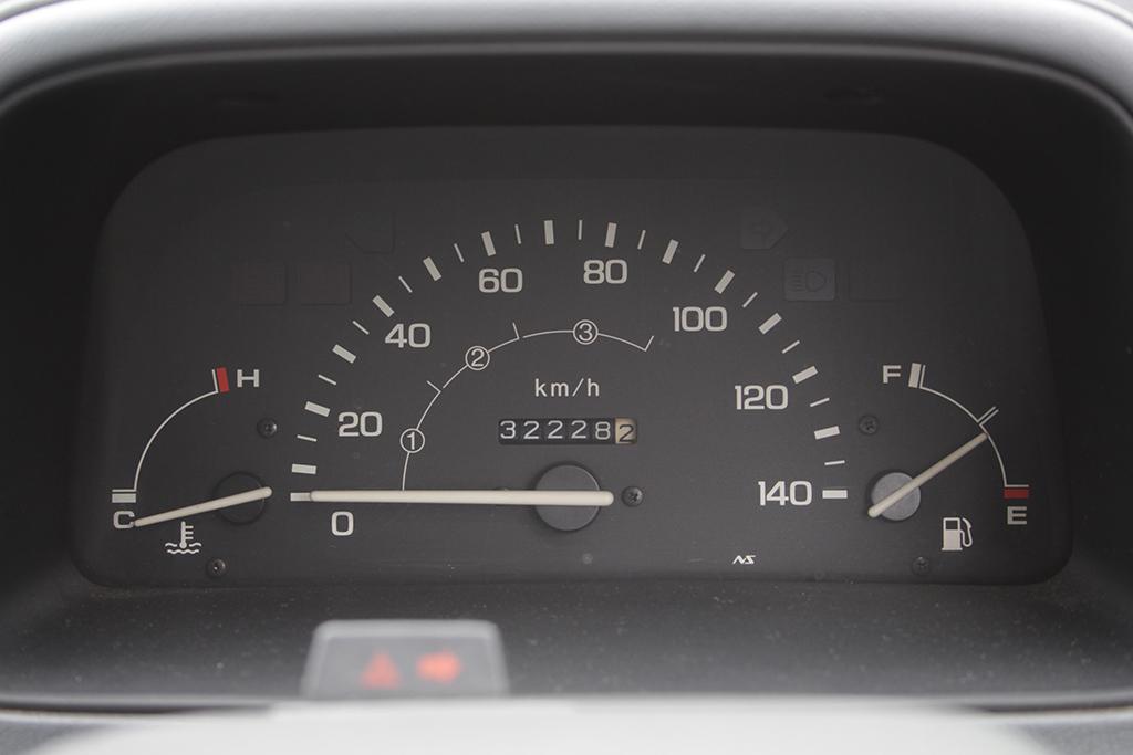 「580kgという車重が超魅力的!」550cc時代のホンダトゥデイ最廉価グレードを捕獲!【ManiaxCars】