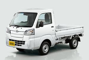 ダイハツからOEM供給を受けるトヨタの軽トラック「ピクシス トラック」が商品改良。安全装備のさらなる拡充を図る