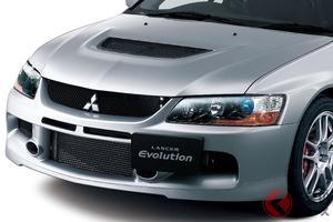さらに進化した三菱「ランエボIX」は第3世代の集大成! シリーズ唯一の最強ワゴンも登場