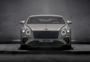 ベントレーがコンチネンタルGTの高性能版GTスピードを発表。659ps、900Nm、0-100加速3.6秒