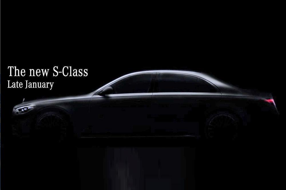 【新型Sクラス 日本へ】M・ベンツ日本、W223型を発表へ 8年ぶりのフル・モデルチェンジ 1/28にオンラインで