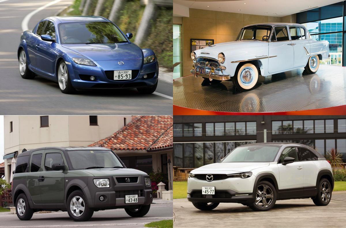 賛否両論の「観音開きドア」に長い歴史あり! どれもがレア車な採用国産車6台