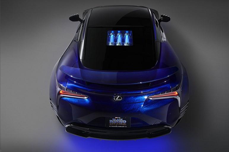【SEMAショー2017プレイバック】レクサスは新型LCやLSなどカスタマイズカーを数多く展示