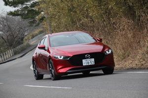 【国内試乗】「マツダ3」ソフトウエアの改良で走りの質が大幅向上!