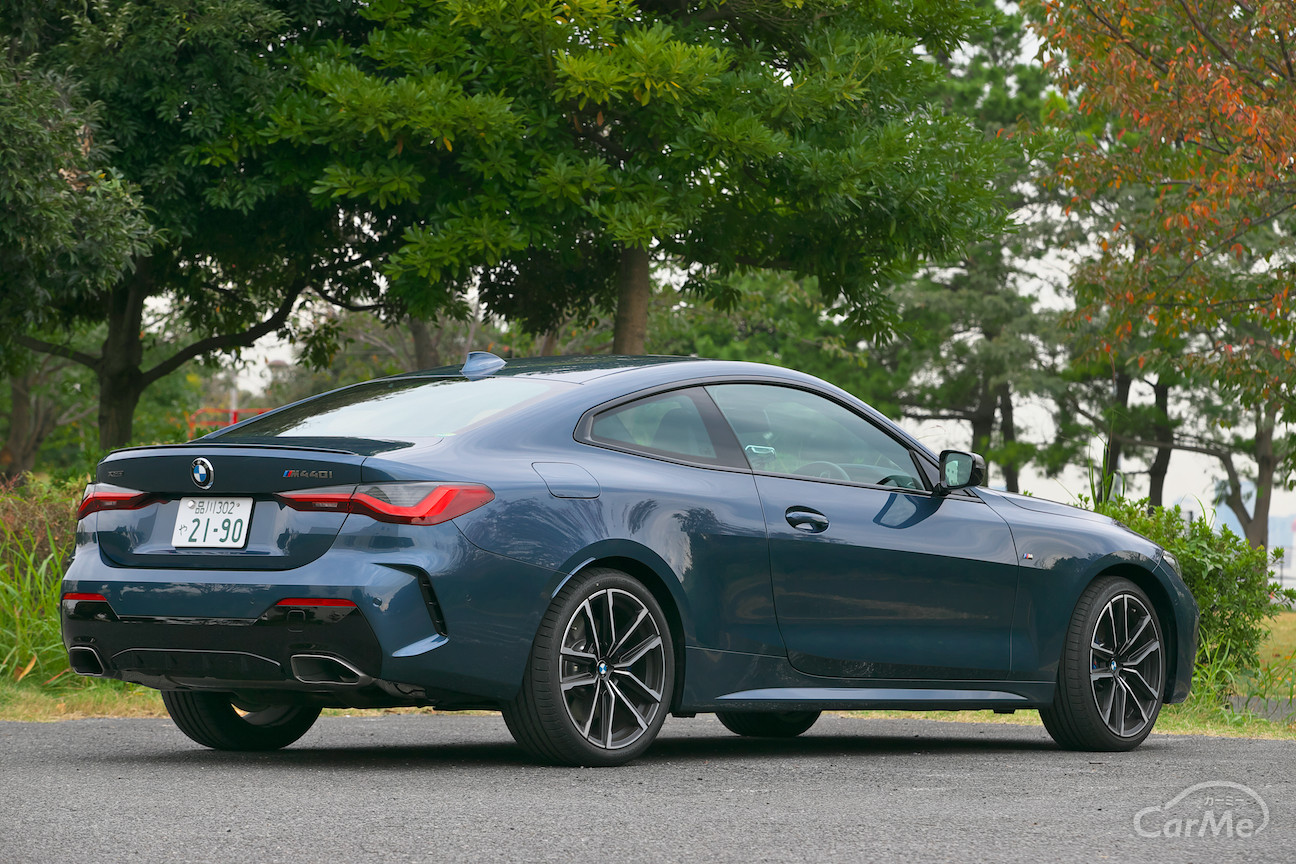 本体価格1,038万円!BMW 4シリーズ・クーペの維持費をプロが徹底解説