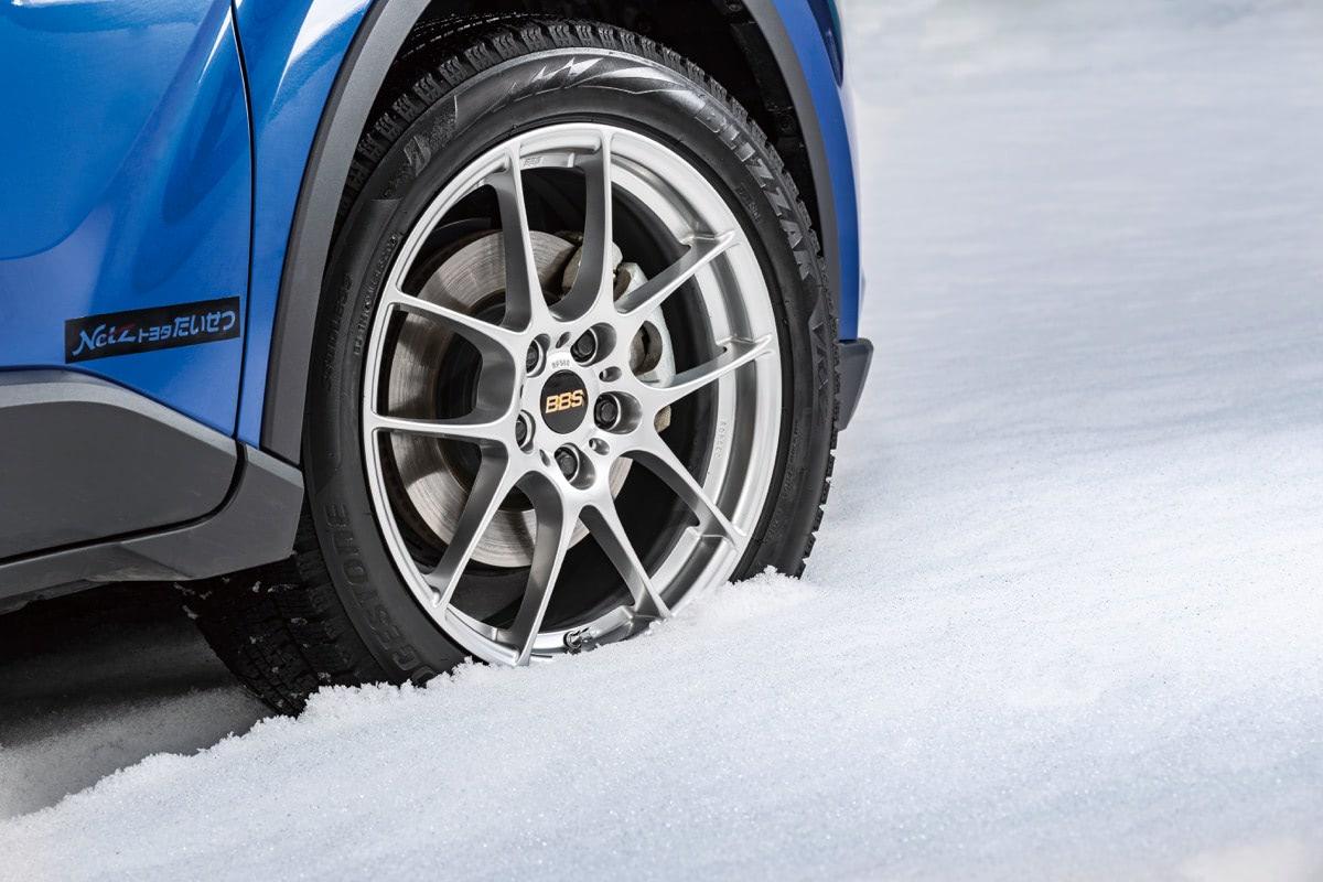 ゼイタクすぎる? 冬用タイヤにBBSホイールを使うメリットとは