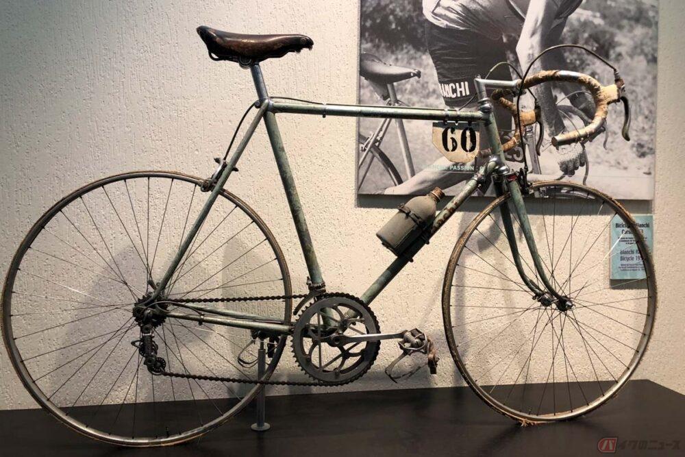 創業130年を超えるイタリアのメジャー自転車ブランド 「ビアンキ」の2022年モデルは最先端だった