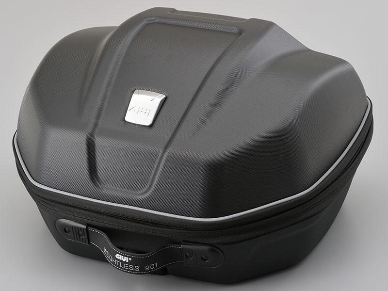 可変容量タイプのトップケース! GIVI 「GIVI WL901 ウエイトレス」がデイトナから発売