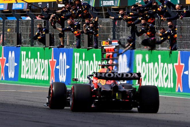 ホンダが今季3戦連続表彰台「勝ちたかったのが本音だが、タイトル争いにおいて大きな意味がある2位」と田辺TD/F1第3戦