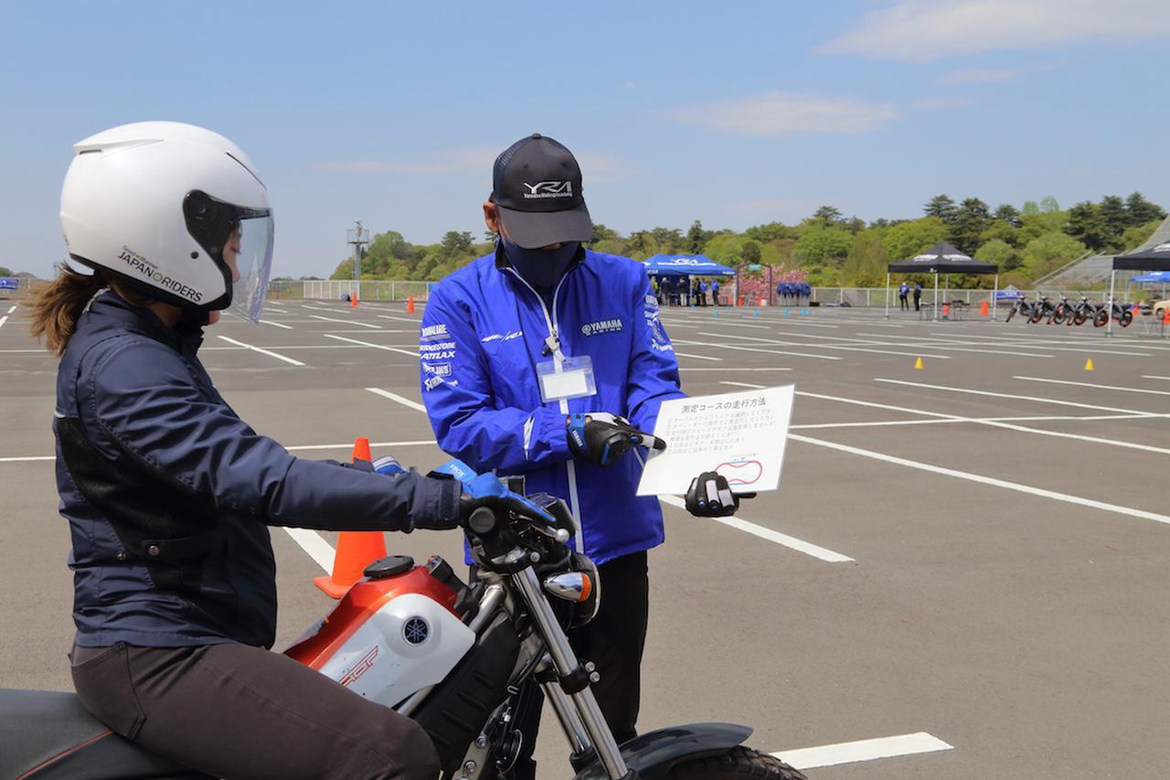 GPSロガーでライディングスキルを可視化、ヤマハアカデミーの新システム「YRFS」