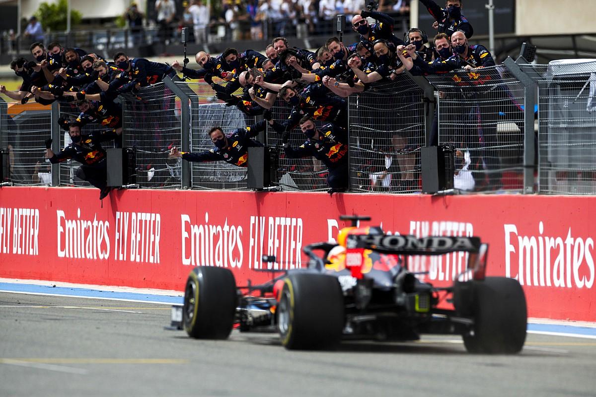 ホンダF1、3連勝。田辺豊治テクニカルディレクター「戦略の成否は最後まで分からない……ものすごい緊張感」 F1フランスGP