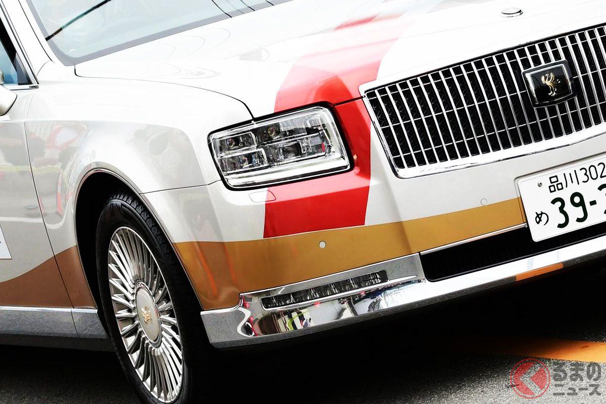 トヨタ「センチュリー五輪仕様」も参上! アルファードでバッハ会長の送迎! 東京2020仕様のトヨタ車大集合!