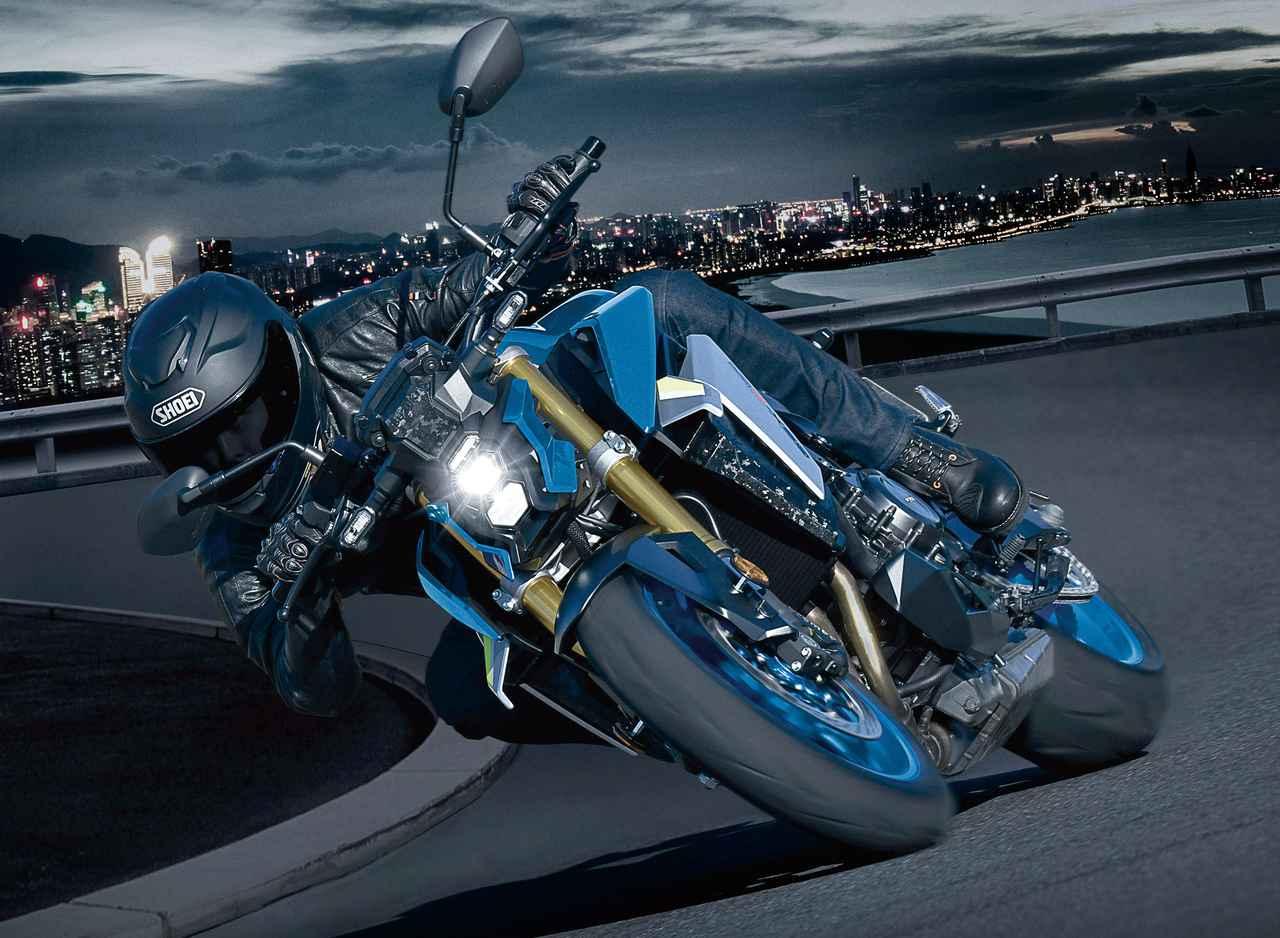 スズキ新型「GSX-S1000」の注目ポイントはここ! あらためて最新スポーツネイキッドの特徴を解説