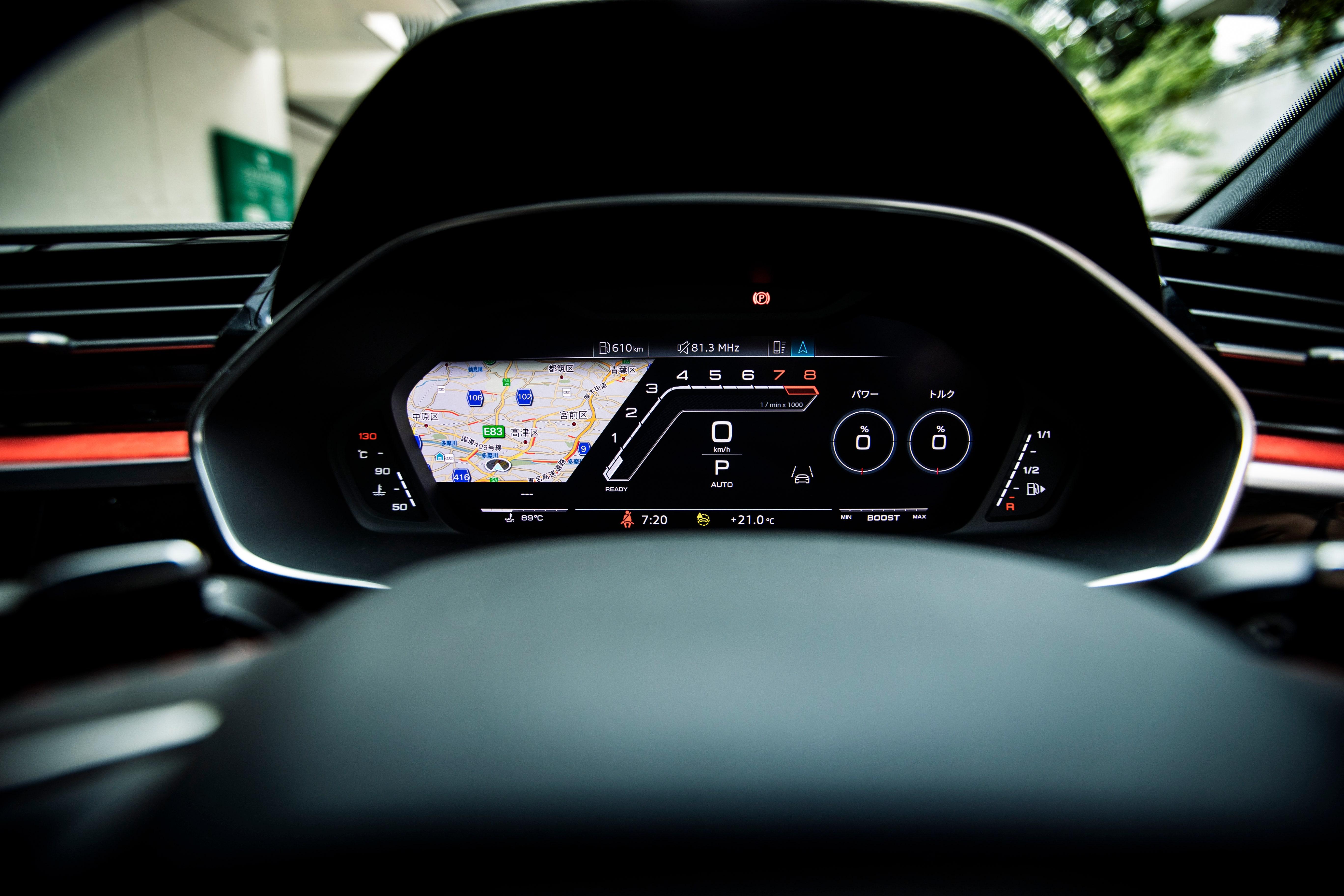 SUVのカタチをしたホットハッチ──新型アウディRS Q3スポーツバック試乗記