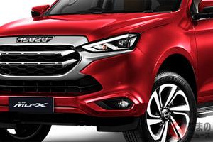 いすゞ3列SUV「mu-X」爆誕! 7年ぶりの全面刷新で高級感&信頼性向上