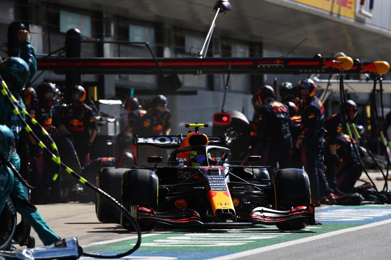 2021年F1第10戦、角田裕毅が今季4度目のポイント獲得「プランどおりのレースができた」【イギリスGP決勝】