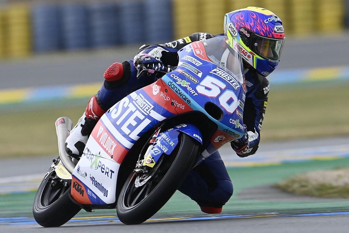 【MotoGP】イタリアGPで事故死したジェイソン・デュパスキエ使用のゼッケン番号50、Moto3の永久欠番へ