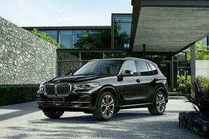 "BMWの先駆的SAV『X5』に、3列7名乗車を実現した期間限定生産車""PLEASURE³ EDITION""が登場"