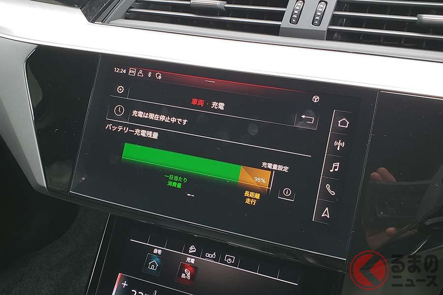 アウディのEV「e-トロン スポーツバック」日本初上陸! クーペSUVで1327万円から