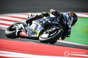 【MotoGP】新型シャシーの供給で「ファクトリーライダーみたい」と、ザルコやる気アップ!