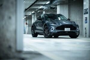 DBXはスポーツカーである! アストン初のSUVに日本で乗った!