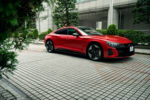 美しすぎるアウディのナチュラルな走りとは──新型e-tron GT試乗記