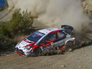 WRCラリートルコ、最終日に大波乱! 過酷な状況の中、トヨタのエバンスが逆転優勝【モータースポーツ】