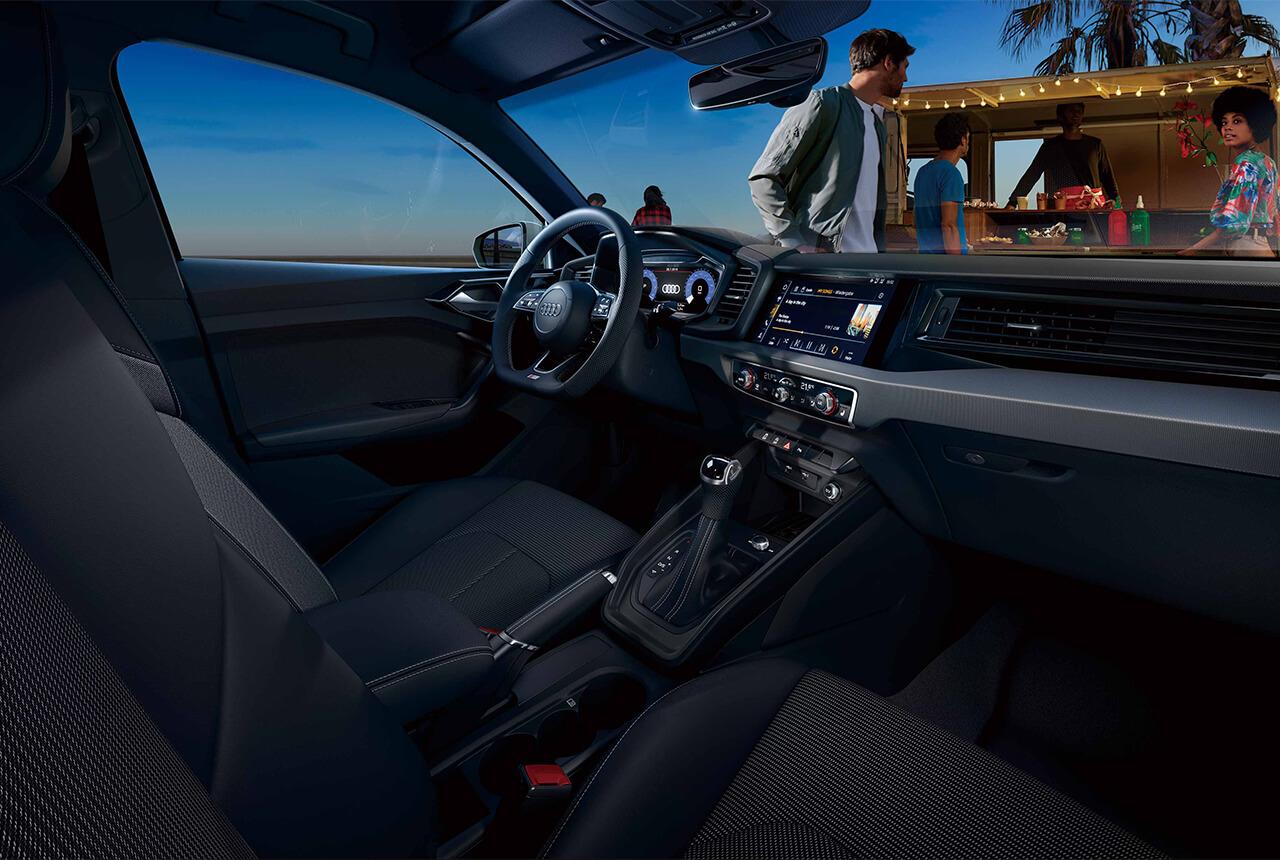 「アウディA1」がSUV風に! 250台限定の「シティカーバー・リミテッド・エディション」が発売