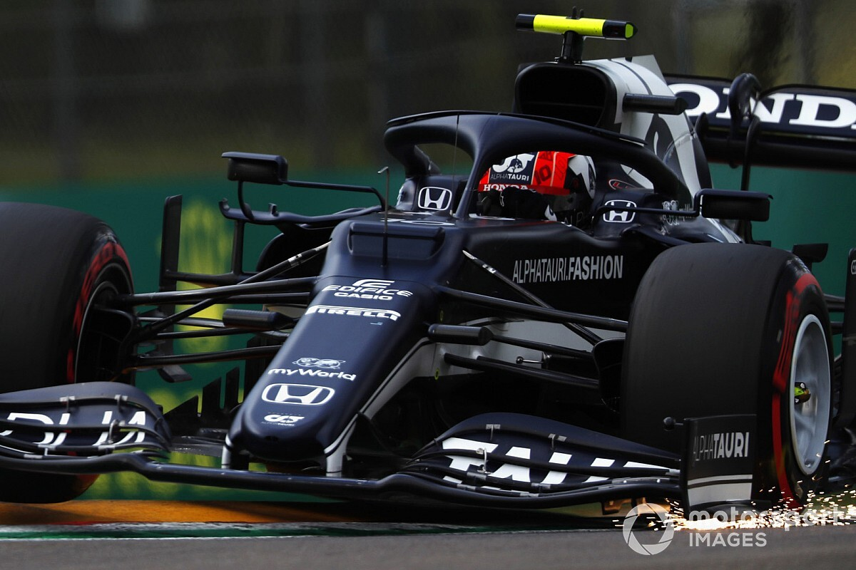 アルファタウリ・ホンダ「最大限のポイントを獲るために、ふたりのドライバーとアグレッシブに戦う」|エミリア・ロマーニャGP予選