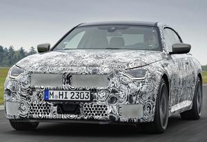 プロトタイプに緊急試乗!! FRを踏襲して進化する次期型BMW2シリーズクーペはどう変わる?
