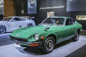 「買える」本物の「国産スポーツカー」! 走りも衝撃だった初代フェアレディZとは